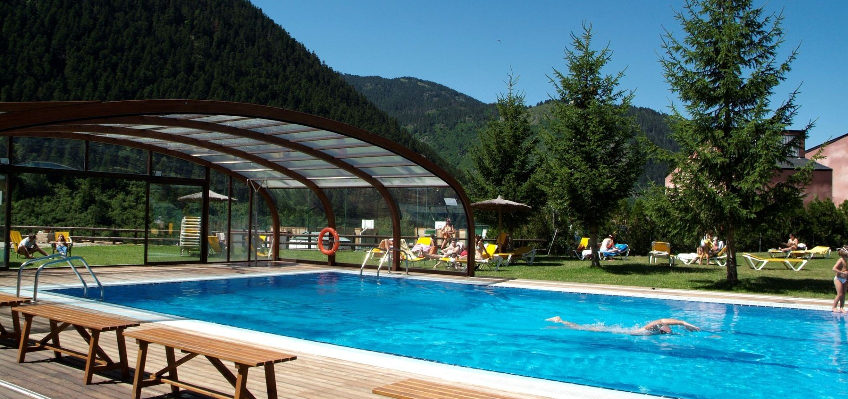 Excellent services for you montarto hotel baqueira beret