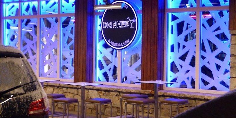 DRINKERY  El Hotel de Baqueira Beret