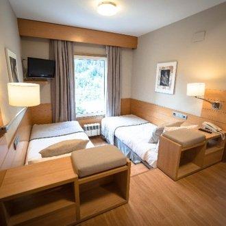 Junior Suite El Hotel de Baqueira Beret