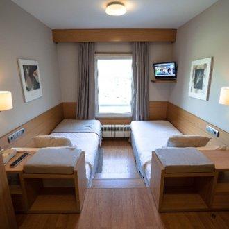 Habitación doble El Hotel de Baqueira Beret
